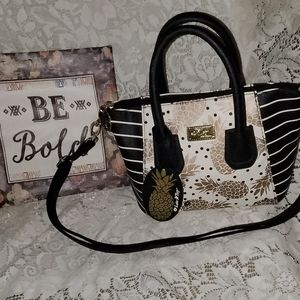 Betsey Johnson  pineapple purse